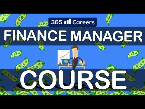 The Finance Manager Course by 365 Careers - YouTube