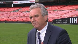 Robert F. Kennedy Jr. reflects on his father's assassination. (7 min docu clip)