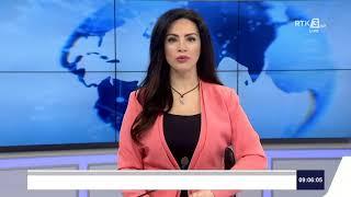 RTK3 Lajmet e orës 09:00 05.06.2020