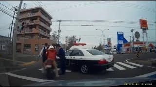 【ドラレコ】危険運転のDQNが怒り散らす動画集part1
