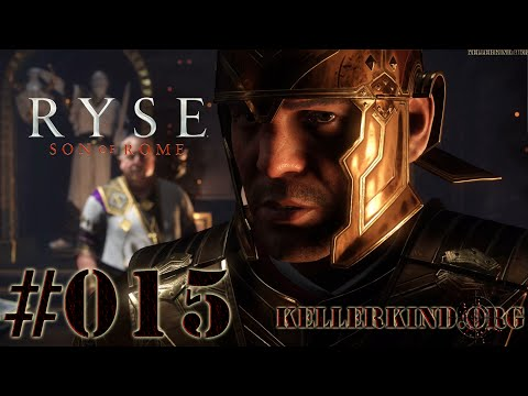 Ryse: Son of Rome [HD|60FPS] #015 - Nero [Ende] ★ Let's Play Ryse