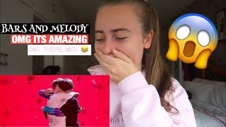 REACTION:BARS AND MELODY BRITAINS GOT TALENT THE CHAMPIONS PERFORMANCE *WAITING FOR THE SUN*