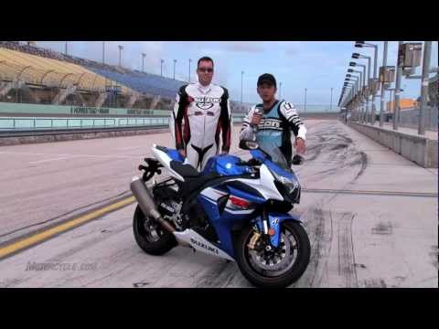 2012 Suzuki GSX-R1000 Motorcycle Review - Making the Gixxer thou better than ever