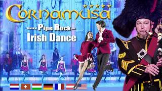Neues Promovideo für World of Pipe Rock and Irish Dance
