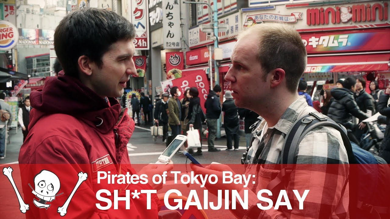 S**t Foreigners Say In Japan (And Things They Don't)