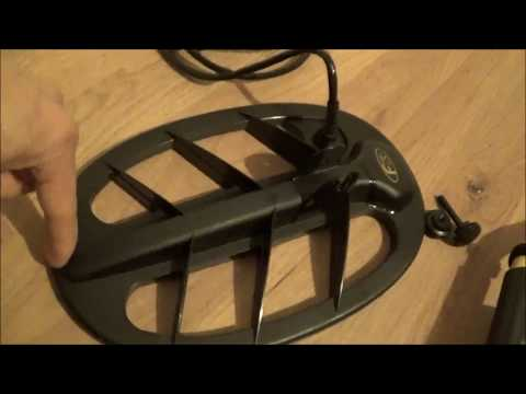 Fisher F75 METAL DETECTOR REVIEW EN ESPAÑOL.PARTE 1.