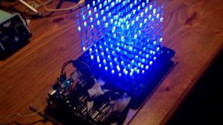 LED Cube 8x8x8: 72 Steps with Pictures - Instructables