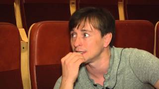 Сергей Безруков, Дневник фестиваля. Сергей Безруков: И жизнь, и театр, и кино.