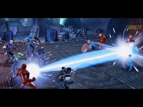 Download Marvel Strike Force Iron Man Event Last Boss Battle Video