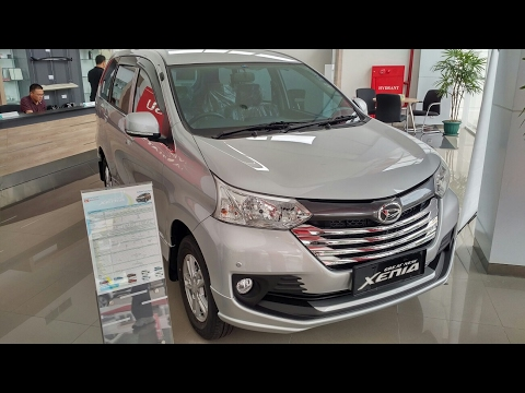 In Depth Tour Daihatsu Great New Xenia 1.3 X Deluxe M/T