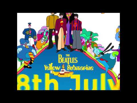 The Beatles' Yellow Submarine Returns To Big Screen For One-Day Cinema Event