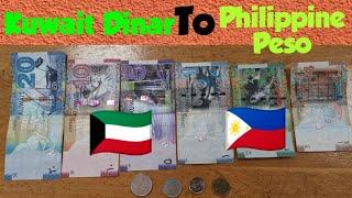 Kuwait Dinar To Philippine Peso 💖