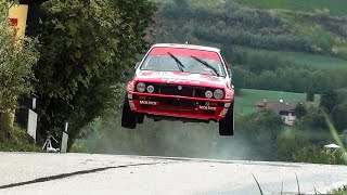 Best of Lancia Delta HF Rally Tribute | Pure Engine Sound