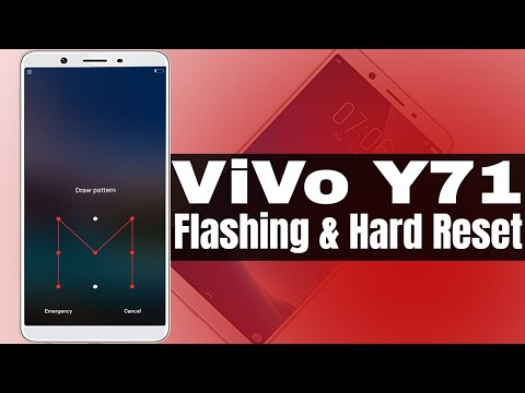 Vivo Y71 Remove Pattern Lock & FRP Lock | EDL Mode Point | MRT