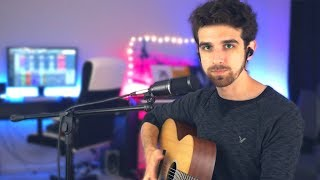 Post Malone - Rich & Sad // One Man Band Acoustic Cover