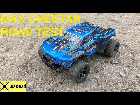 Max Cheetah RC Car Road Test - Courtesy of Banggood