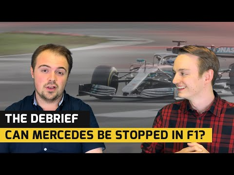 The Debrief - Can Mercedes be stopped in F1?