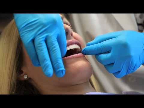 Instructions for Using a Teeth Whitening Strip : Dental Health