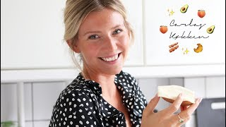 What I Eat In A Day  Carla Mickelborg  Carlas Køkken