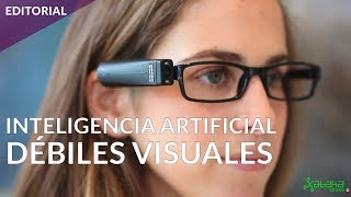 OrCam My Eye: inteligencia artificial al servicio de los débiles visuales