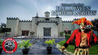 The Haunted Mansion | Highway 192 Horror Attraction & Halloween Horror Nights 30 CANCELED!