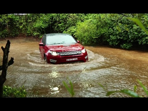 Land Rover Experience 2016 | Aamby valley
