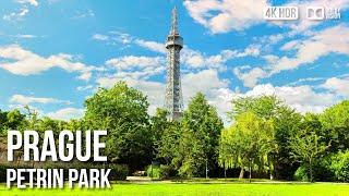 Petrin Tower, Prague