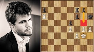 Nobody Grinds Like The World Champion! | Carlsen vs Nakamura | Sinquefield Cup (2018)