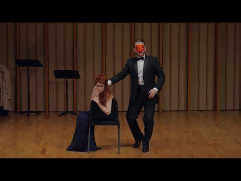 Harlekin's Aria from Ariadne auk Naxos, J. Strauss