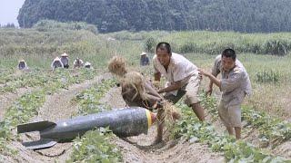 1987年台湾电影,农民田里掉进美国炸弹,从此天天盼轰炸