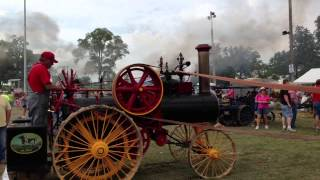 preview picture of video 'Steam Engines Running @ 69th Annual National Thresher's Reunion - Wauseon, Ohio 2013'
