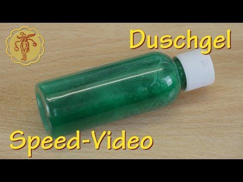 Speed-Video: Duschgel - Grundrezept