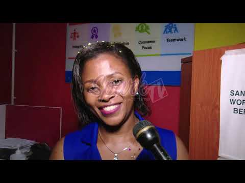 Spark TV's Susan Nanyanzi speaks about challenges of being in limelight