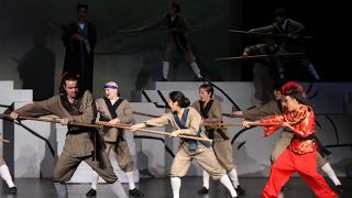 Disney's Mulan JR - I'll Make A Man Out Of You