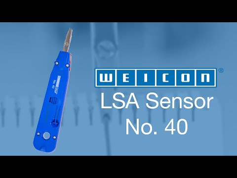 LSA Sensor No. 40 Network Assembly Tool