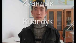preview picture of video 'People of Kazakhstan'