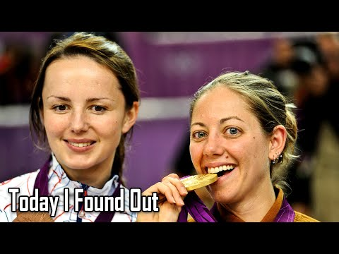Learn the Historical Reason Why Gold Medalists Bite Their Medal