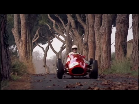 Shell and Ferrari Circuit TV ad