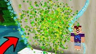 НОВЫЕ БЕЗУМНЫЕ ПАРТИКЛЫ В Minecraft PE 1.9.0.0