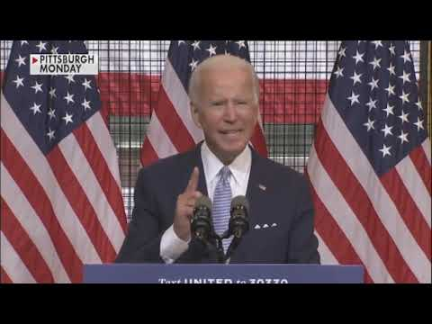 Joe Biden's Brain Malfunctions AGAIN!