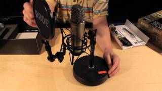 rode microphones nt1 a