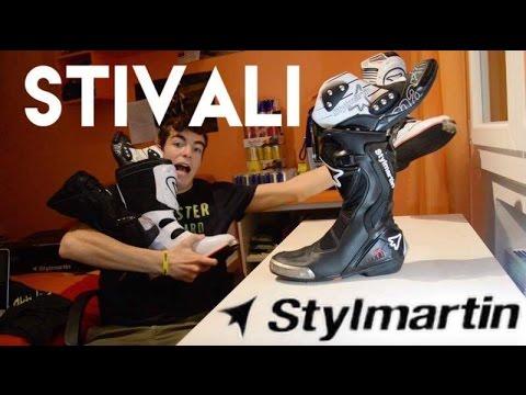 STIVALI MOTO - STYLMARTIN -