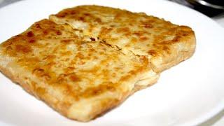 Murtabak Recipe I Malaysian Street Food | How To Make Murtabak | The Cookbook