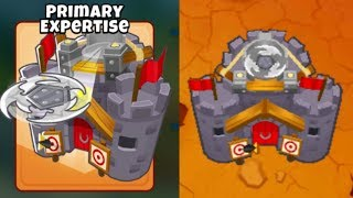 Bloons TD 6 - Beating Cornfield CHIMPS   BTD6 Strategy