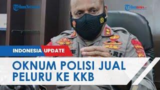 Oknum Polisi Papua akan Jual Amunisi ke KKB, Terkuak saat Petugas Bandara Curigai Barang Misterius