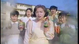ヤマキ浅漬けの素CM【坂口良子】1993