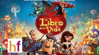 Cine para niños: 'El libro de la vida'