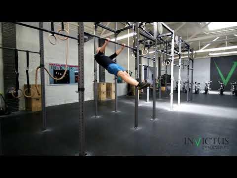 Kipping Pull-Up Tutorial   CrossFit Invictus   Gymnastics