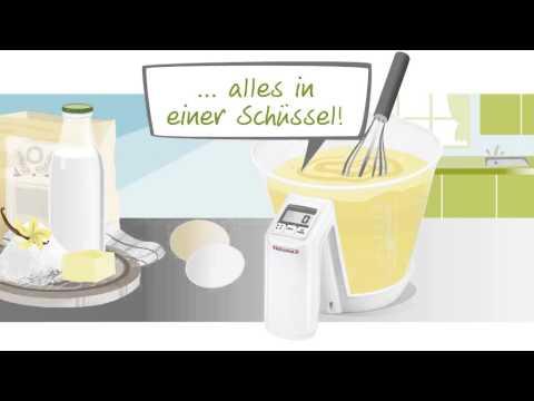 Soehnle Küchenwaage Baking Star - kaufen auf www.abtshop.de