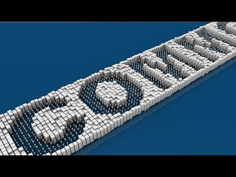 Voxel Animation